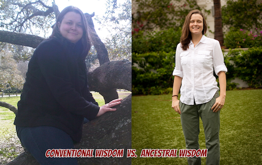 Before/After - 2 Year Primal