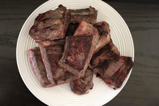 Browned Short Ribs
