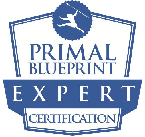 Primal Blueprint Expert Certification