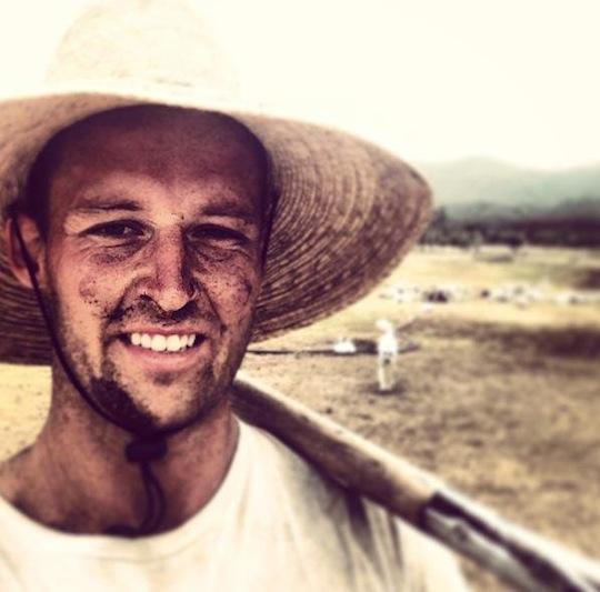 Farmer Paul
