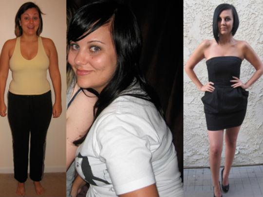 Leslie Before/After