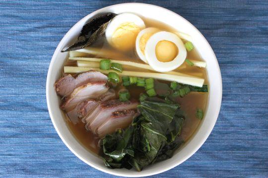 Primal Ramen Soup