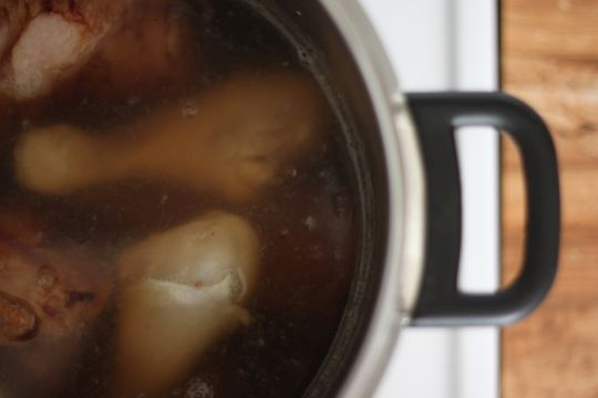 Step 1 - Broth