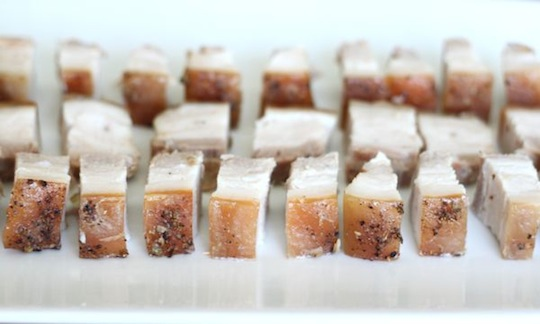 Cooked Pork Belly