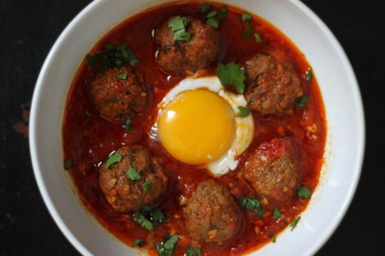 Moroccan Meatball and Egg Tagine | Mark's Daily Apple