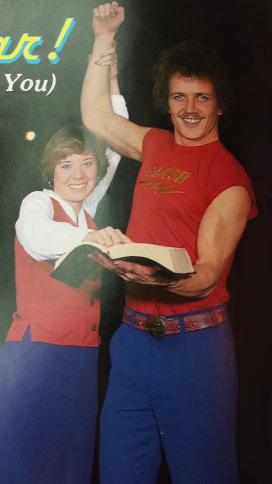 WAY Before - Paul in 1981