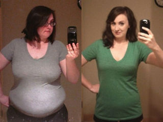 The Complete Story Behind the Woman That Lost 88 Pounds in Seconds