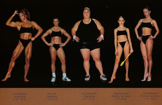 different body2