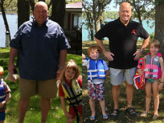 Healthier at Age 44 Than 24: How I Lost 115 Pounds and Turned My Life Around