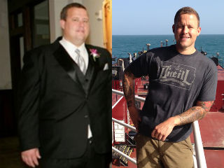 Down 100 Pounds in 9 Months!