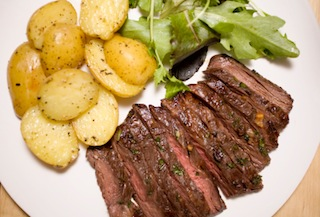Steak and Taters