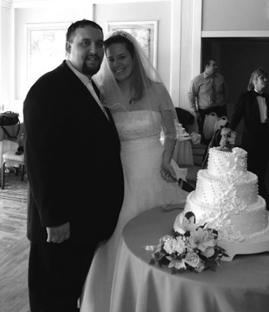 Wedding Day - 275 lbs
