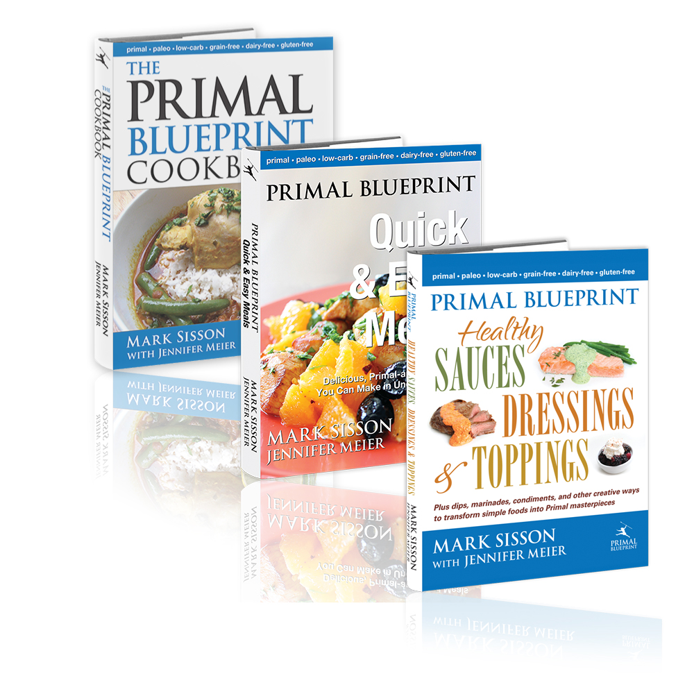 The Primal Blueprint Chef Kit