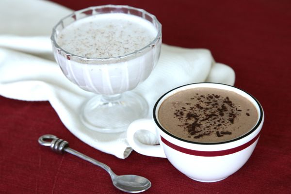 Creamy Hot Cocoa and Egg-Less Nog   Mark's Daily Apple