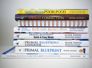 Primal Blueprint Books