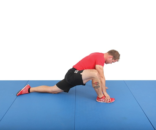 Single Flexion with External Rotation Bias