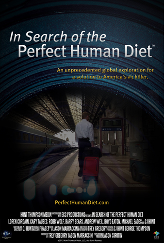 The perfect human diet documentary review