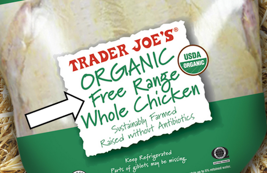 Trader Joe's Chicken