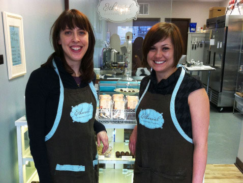A Triple-Threat Success Story with Chocolate on Top