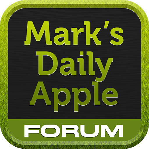 Mark's Daily Apple Forum app
