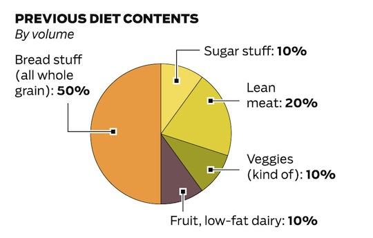 Old Diet
