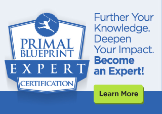 Primal Blueprint Certification