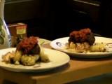 spaghetti meatballs 160x120