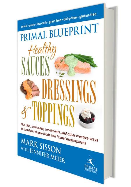 Primal Blueprint Sauces, Dressings & Toppings