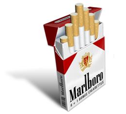 Marlboro Smoke Rite Cig Packs