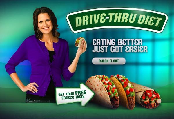 Taco Bell Fresco Diet