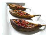 Spicy Stuffed Eggplant