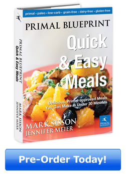 The Primal Blueprint Quick & Easy Meals