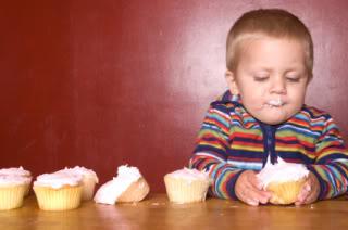Boy vs. Cupcakes