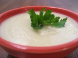 Silky Celery Root Soup