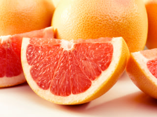 Where are the grapes in grapefruits?