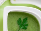 Early Spring Greens Soup
