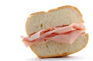 """""""Meat"""" Sandwich"""
