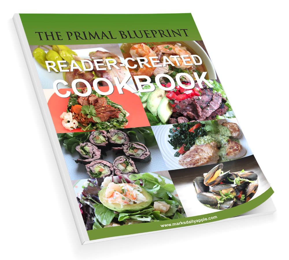 The Primal Blueprint Reader-Created Cookbook