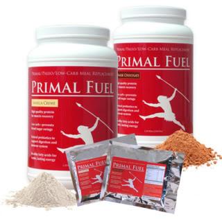 Primal Fuel Samples
