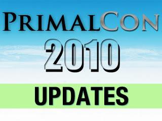PrimalCon Updates