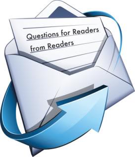 Dear Reader Questions