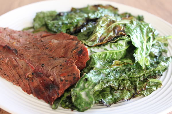 Steak and Kale