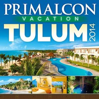 PrimalCon Vacation Tulum Mexico 2014