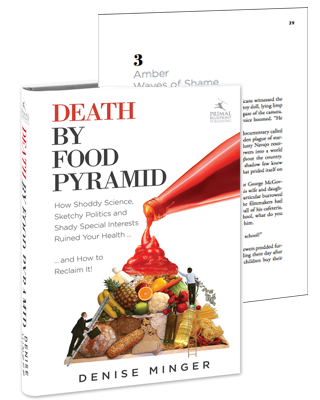 Death by Food Pyramid Excerpt