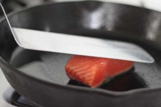 Mark Sisson 39 S Blog Crispy Skin Salmon With Nori