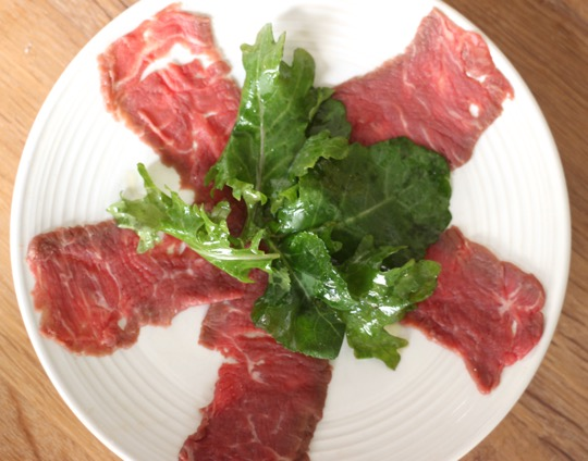 Beef Carpaccio | Mark's Daily Apple