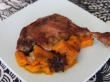 Braised Duck and Kabocha Squash