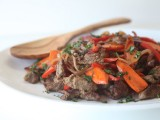 Cumin & Coriander Lamb Stir-Fry