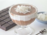 Chocolate Espresso Irish Moss Pudding