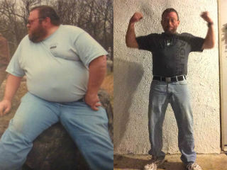 The Story of Primordial Stu: 180 Pounds of Weight Loss